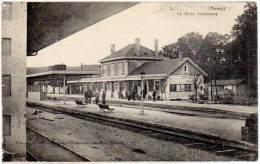 Saint-Mihiel - La Gare Intérieure - Saint Mihiel