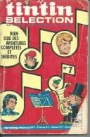 TINTIN SELECTION  N° 7   -  DARGAUD 1970 ( RIC HOCHET  ) - Tintin