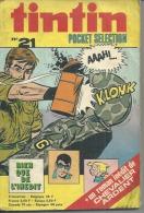 TINTIN SELECTION  N° 21   -  DARGAUD 1973  ( MAGELLAN ) - Tintin