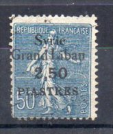 Syrie N°97 Oblitéré - Used Stamps
