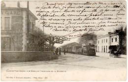 Pontcharra Sur Breda Et Tramway De La Rochette - Pontcharra