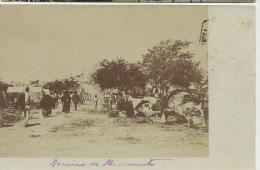 Real Photo Earthquake Terremoto 1909 Tremblement De Terre - Santarem