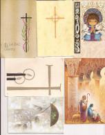 Estampitas Religiosas, X 6 - Imágenes Religiosas