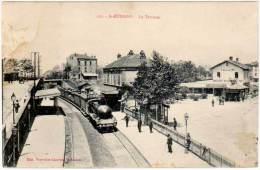 Saint Etienne - La Terrasse ( Train ) - Saint Etienne