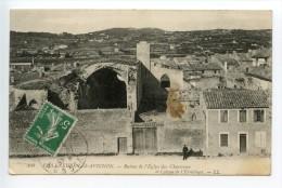 Villeneuve Les Avignon Ruines De L'église Des Chartreux - Villeneuve-lès-Avignon
