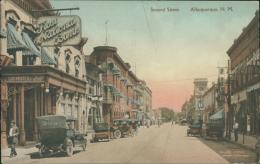 ETATS-UNIS ALBUQUERQUE / Second Street / - Albuquerque