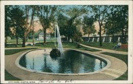 ETATS-UNIS AUSTIN / City Park / - Austin