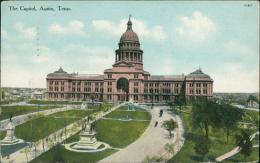 ETATS-UNIS AUSTIN / The Capitol / - Austin