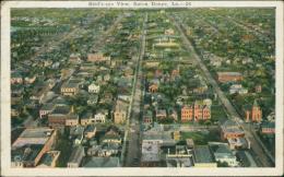 ETATS-UNIS BATON ROUGE / Bird's Eye View / - Baton Rouge