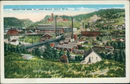 ETATS-UNIS BLACK HILLS / Homestake Mine At Lead / - Etats-Unis