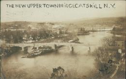 ETATS-UNIS CATSKILL / The New Upper Townbridge / - Catskills