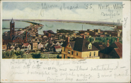 ETATS UNIS DULUTH / Minnesota Point And Harbor / - Duluth
