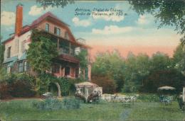BELGIQUE ANTHISNES / Chalet Du Chêney, Jardin De Plaisance / - Anthisnes
