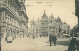 BELGIQUE ANVERS / Grand'Place / - Belgique