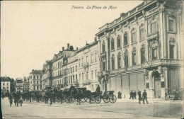 BELGIQUE ANVERS / La Place De La Meir / - Belgique