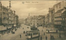 BELGIQUE ANVERS / La Place De Meir / - Belgique