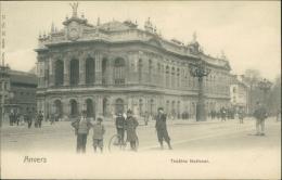 BELGIQUE ANVERS / Théâtre National / - Belgique