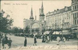 BELGIQUE ANVERS / Les Halles Centrales / - Belgique