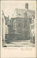 BELGIQUE ANVERS / Place Et Chapelle Saint Nicolas / - Belgique