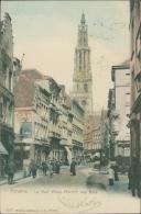 BELGIQUE ANVERS / La Rue Vieux Marché Aux Blés / - Belgique