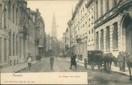 BELGIQUE ANVERS / Rue Neuve / - Belgique