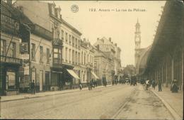 BELGIQUE ANVERS / Rue Du Pélican / - Belgique