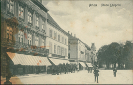 BELGIQUE ARLON / Place Léopold / - Arlon