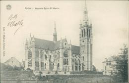 BELGIQUE ARLON / Nouvelle Eglise St Martin / - Arlon