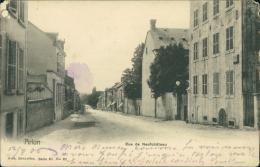 BELGIQUE ARLON / Rue Du Neufchâteau / - Arlon