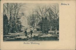 BELGIQUE ARLON / Jardin Walzing / - Arlon