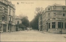 BELGIQUE ARLON / Rue De La Station / - Arlon