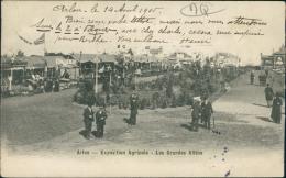 BELGIQUE ARLON / Exposition Agricole, Les Grandes Allées / - Arlon