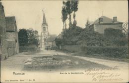 BELGIQUE ASSESSE / Rue De La Gendarmerie / - Assesse