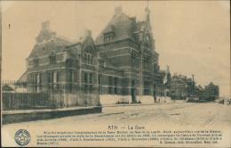 BELGIQUE ATH / La Gare / - Ath