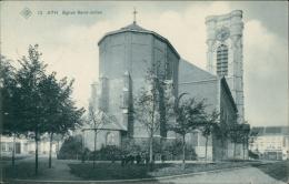 BELGIQUE ATH / Eglise Saint Julien / - Ath