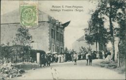 BELGIQUE AUBANGE / Maison E. Plom-Prégnon / - Aubange