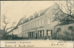 BELGIQUE AUDERGHEM / Rouge Cloitre / - Oudergem - Auderghem