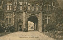 BELGIQUE AVERBODE / Porte De L'Abbaye / - Autres