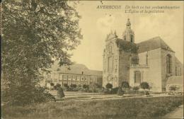 BELGIQUE AVERBODE / L'Eglise Et La Prélature / - België