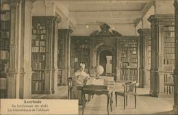 BELGIQUE AVERBODE / La Bibliothèque De L'Abbaye / - België