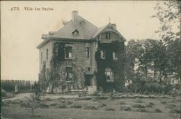 BELGIQUE AYE / Villa Des Sapins / - Belgique