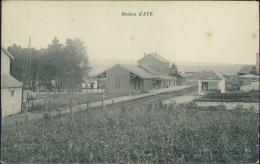 BELGIQUE AYE / Station / - Belgique