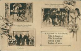 BELGIQUE BEAUMONT / Légende De La Ville, Charles Quint / - Beaumont