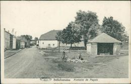 BELGIQUE BELLEFONTAINE / Fontaine Du Paquis / - Belgique