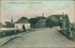 BELGIQUE BERCHEM / Le Pont Sur L'Escaut / - Belgique