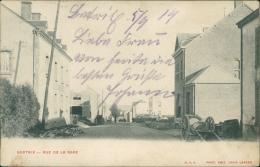 BELGIQUE BERTRIX / Rue De La Gare / - Bertrix