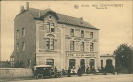 BELGIQUE BERTRIX / Hôtel Genon Haneuse / - Bertrix