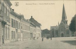BELGIQUE BEVEREN / Groote Markt En Kerk / - Beveren-Waas