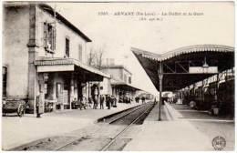 Arvant - Le Buffet De La Gare - France
