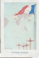 Carte Postale / Le Souvenir Français/ / Suz Jansé/ Gardet & Garin/ Annecy/ /Vers 1945-50   CPDIV184 - Patrióticos